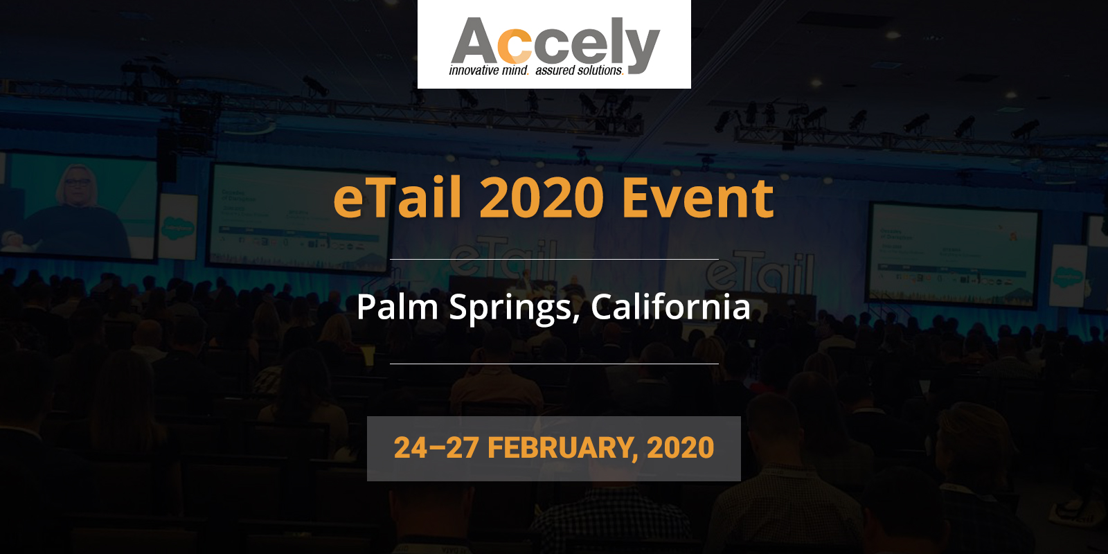 eTail 2020 Event to Discuss the Future of Retail