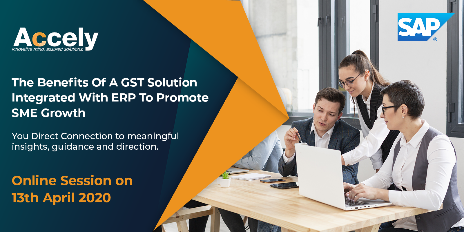 The Benefits Of A GST Solution Integrated With ERP To Promote SME Growth