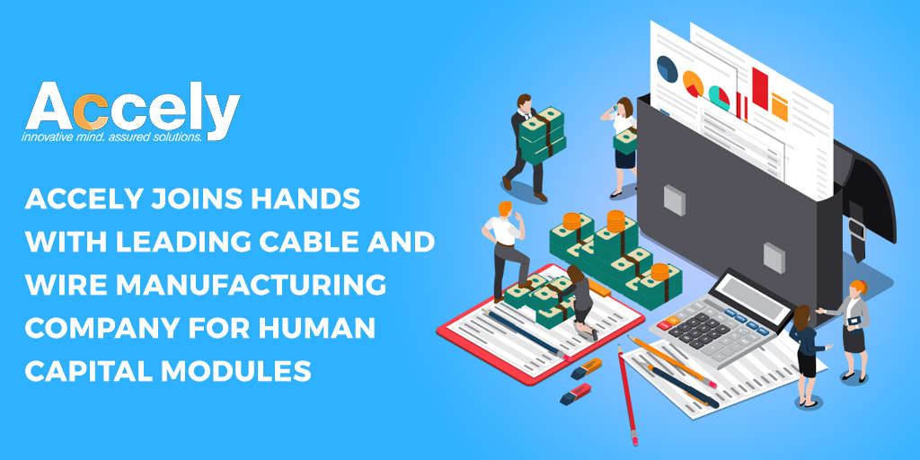 Accely Joins Hands with Leading Cable and Wire Manufacturing Company for Human Capital Modules