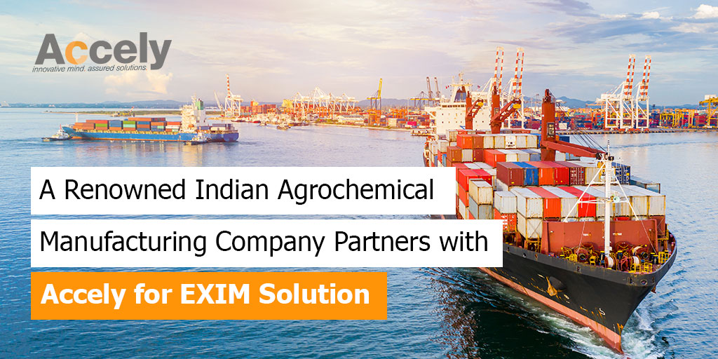 Accely for EXIM Solution