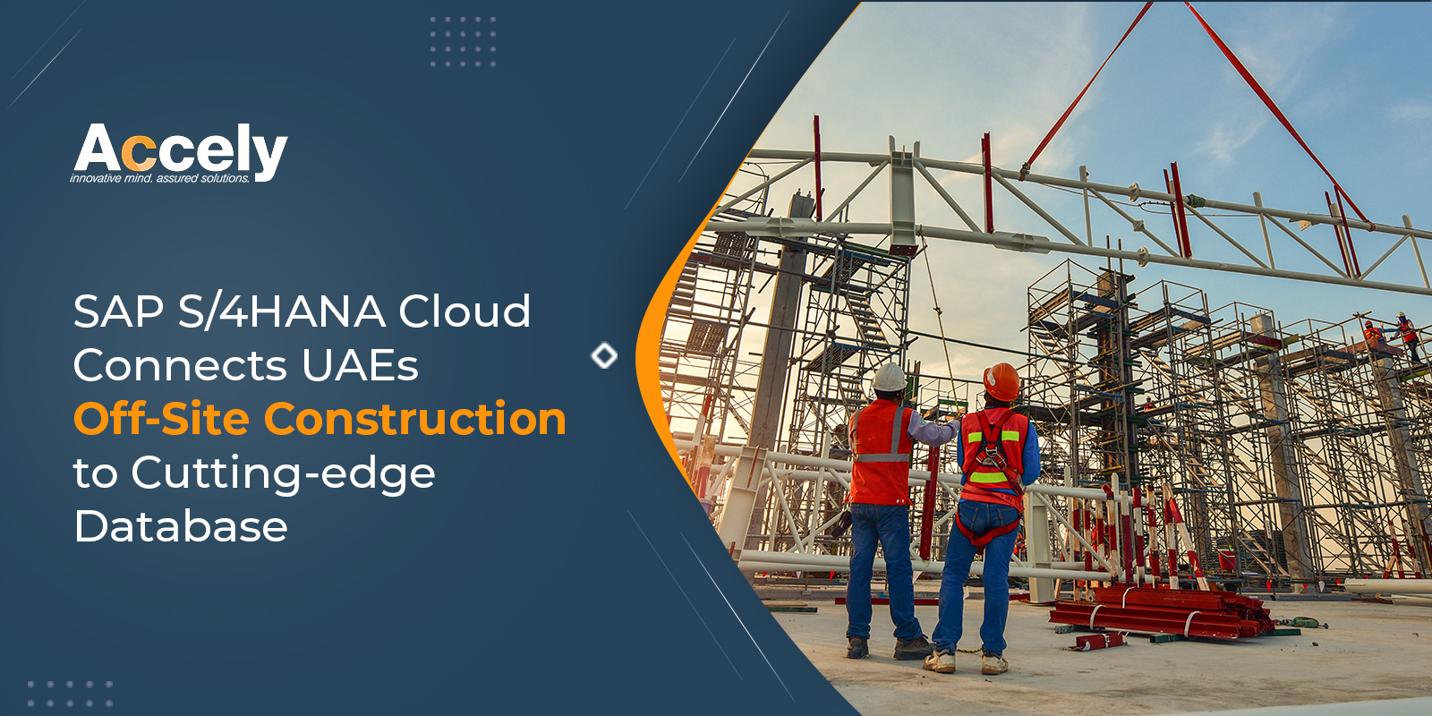 Integration of SAP S/4 HANA Cloud Connects a Major Off-Site Construction Technology from UAE to Cutting-edge Database for Strategical Leverage